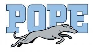Pope High Greyhoung Logo
