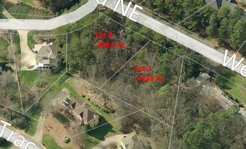 East Cobb Building Lots