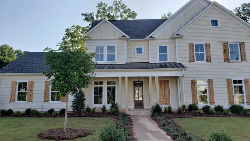 East Cobb Modern Farmhouse New Construction Home